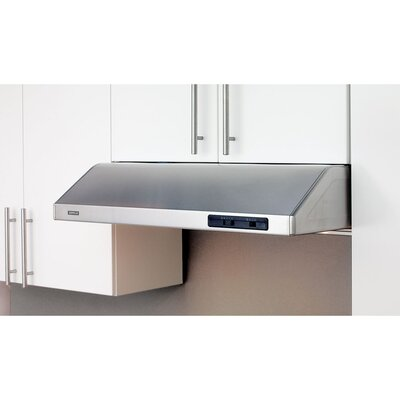 "Essential Cyclone 30"" 650 CFM Under Cabinet Range Hood Product Photo"