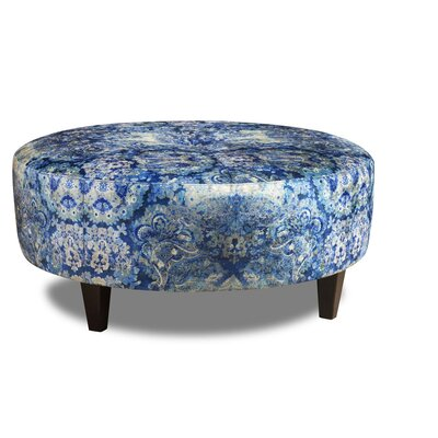 Anniston Enchantress Cocktail Ottoman by Tracy Porter