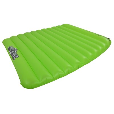 Lay-Z-River 2 Person Lake Air Mattress Pool Float by Blue Wave Sports