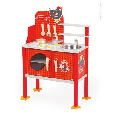 The French Cocotte Maxi Kitchen Sets by Janod