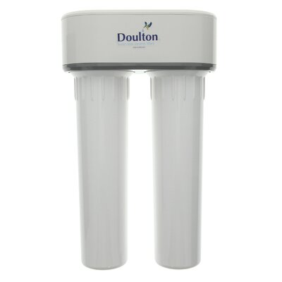 Undersink 2 Stage Water Filtration System Product Photo