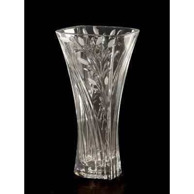 Dale Tiffany Leaf Vase