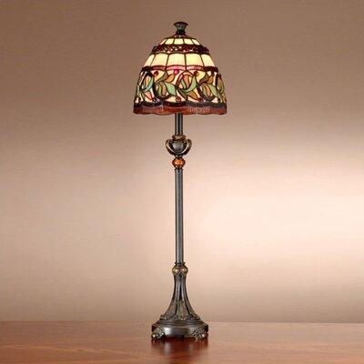 "Dale Tiffany Buffet Aldridge 30"" Lamp"