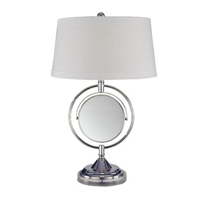 "Dale Tiffany Contessa 25"" H Table Lamp with Empire Shade"