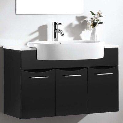 "15"" Single Vanity Set with Mirror Product Photo"