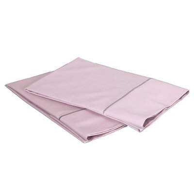 1000 Thread Count Luxury Cotton Sateen Pillowcase Set by Affluence Home Fashions