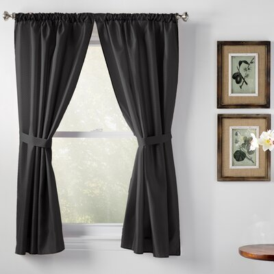 100% Rod Pocket Curtain Panels Product Photo