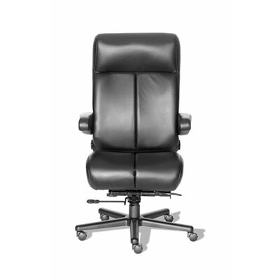 Comfort Series Premier Leather High-Back Executive Chair by ERA Products Office Chairs