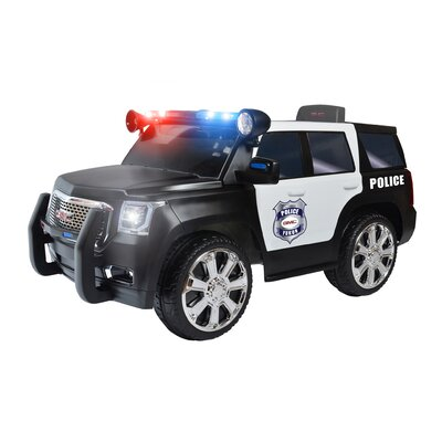 Denali 6V Battery Powered Police Car by RollPlay