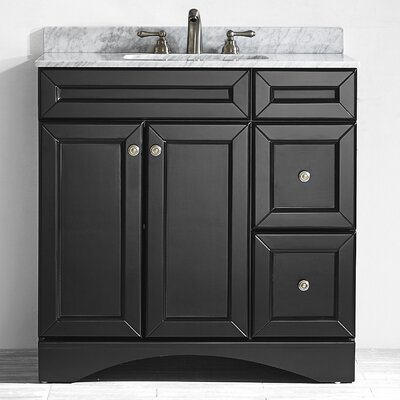 "Naples 36"" Single Vanity Set Product Photo"