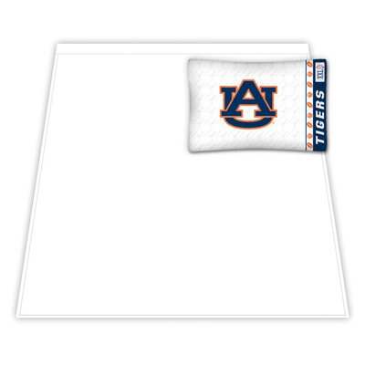 NCAA Auburn Sheet Set by Sports Coverage