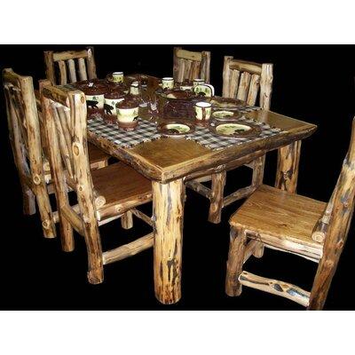 Aspen Dining Table by Utah Mountain