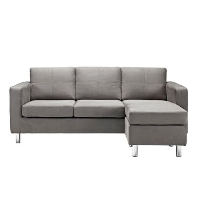 Modern Sectional Sofa by Madison Home USA