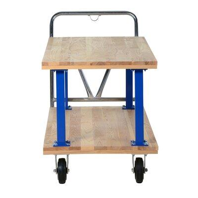 Double Deck Platform Cart by Vestil