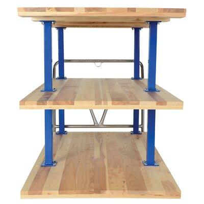Triple Deck Platform Cart by Vestil