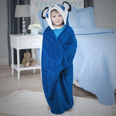 Bright Eyes Panda Deluxe Kids Blanket by Snuggie