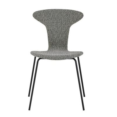 Munkegaard Armless 'The Mosquito' Classroom Stacking Chair by Howe