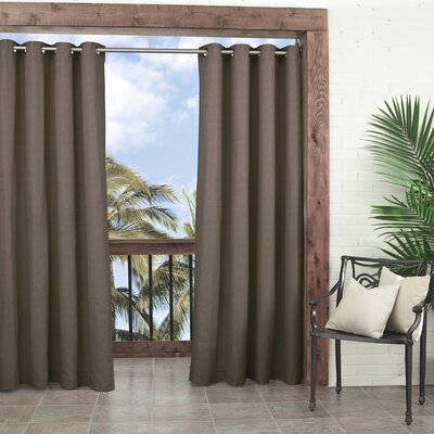 Key Largo Single Curtain Panel Product Photo