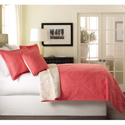 Luxembourg 3 Piece Bedspread Set by Tache Home Fashion