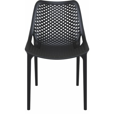 Air Armless Stacking Chair by Siesta Exclusive