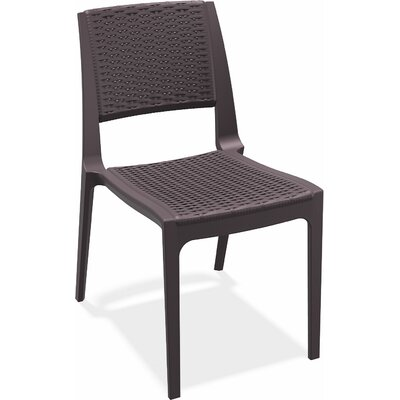 Verona Armless Stacking Chair by Siesta Exclusive