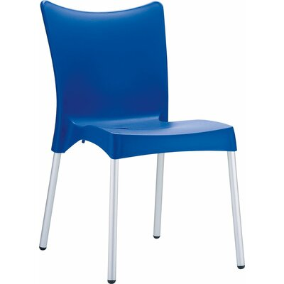 Juliette Armless Stacking Chair by Siesta Exclusive
