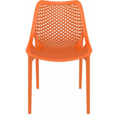 Air Armless Indoor and Outdoor Stacking Chair by Siesta Exclusive