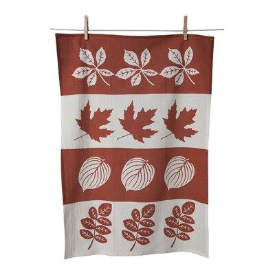 Leaves Flour Sack Towel by KAF Home