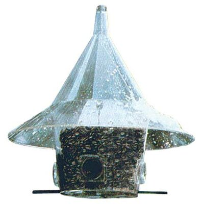 Arundale Mandarin Hopper Bird Feeder