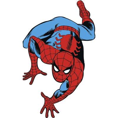 Marvel Comics Spiderman Classic Wall Decal by Wallhogs