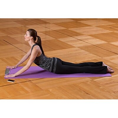 Bluetooth Exercise Mat by Audio Glow