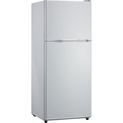 7.6 cu. ft. Top Freezer Refrigerator in White Product Photo