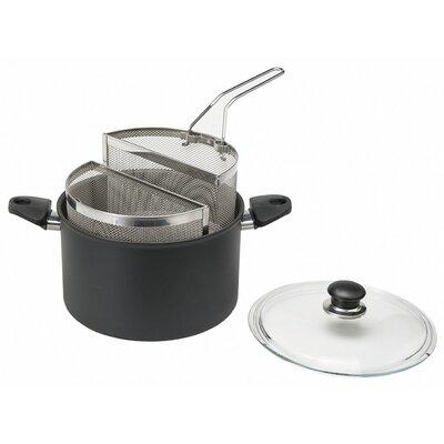 Gli Speciali Dual Pasta Pot with Lid by Ballarini