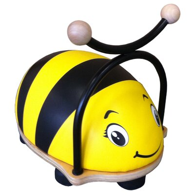 Bugz Bumble Bee Ride-On by Zum Toyz
