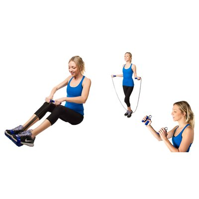 4 Piece Body Exerciser Training Set by Imperial Home