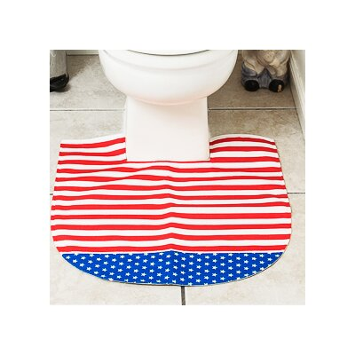 4 piece america themed bathroom decor set wayfair for 4 piece bathroom ideas