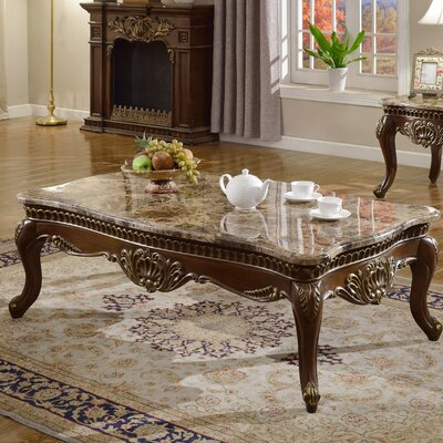 Catania Coffee Table by Meridian Furniture USA