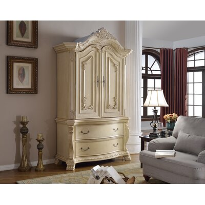 Monaco Armoire Product Photo