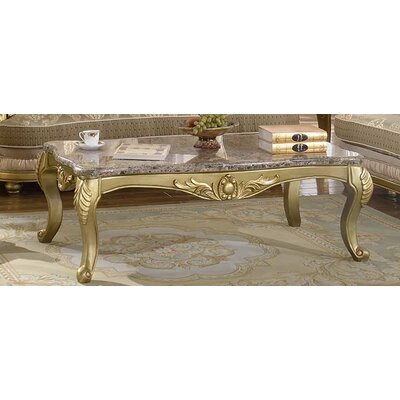 Valencia Coffee Table by Meridian Furniture USA