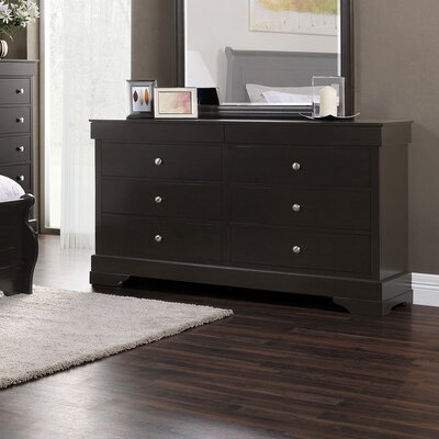 Manhattan 6 Drawer Dresser by Domus Vita Design