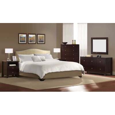 lifestyle solutions magnolia sleigh 4 piece bedroom set reviews