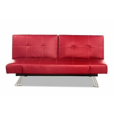 Galaxy Convertible Sofa by LifeStyle Solutions