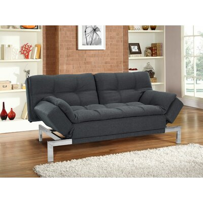 Serta Boca Convertible Sofa by LifeStyle Solutions