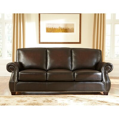 Rapallo Leather Sofa by LifeStyle Solutions
