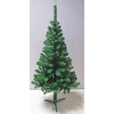 TrailWorthy 4' Green Artificial Christmas Tree