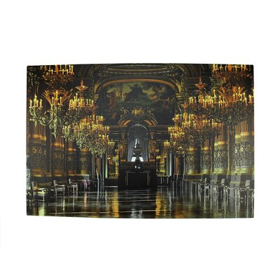 Battery Operated 6 LED Lighted Paris Opera House Scene Photographic Print on Canvas by ...
