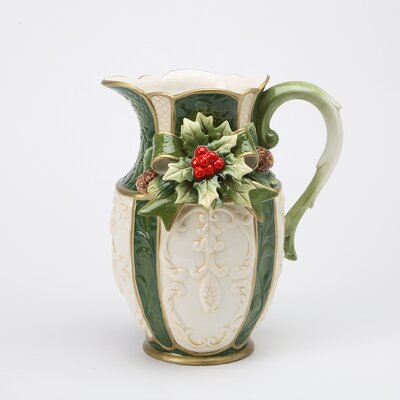 Holly Pitcher by CosmosGifts