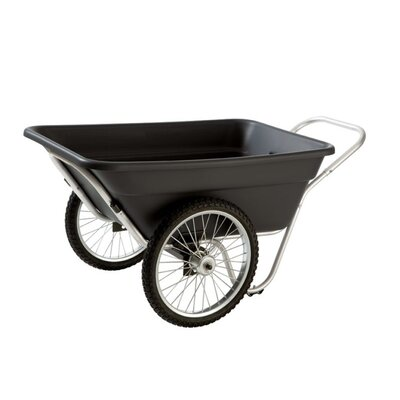 Contractor Grade HDPE Tub Utility Cart by SmartCarts