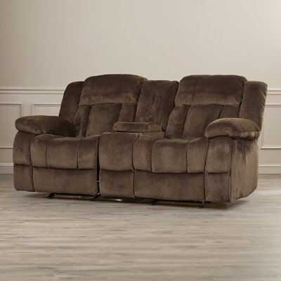 Darby Home Co DBHC2529 Danford Double Glider Reclining