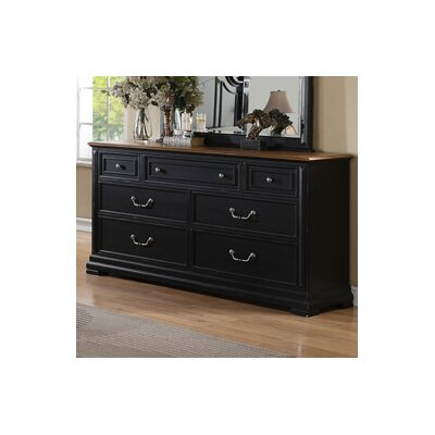 7 Drawer Dresser by Darby Home Co